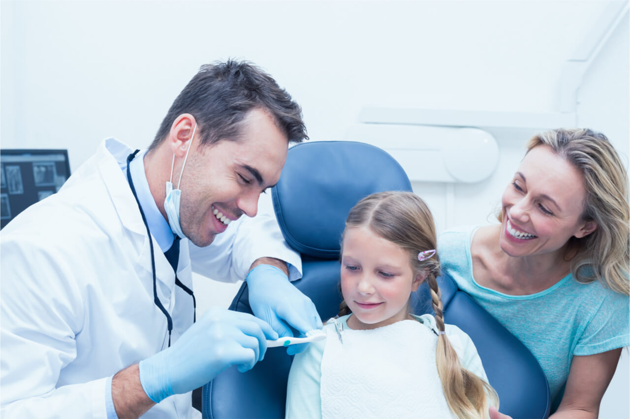dentistry for children and teenagers