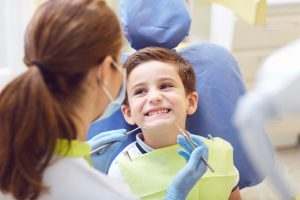 children's dental surgery
