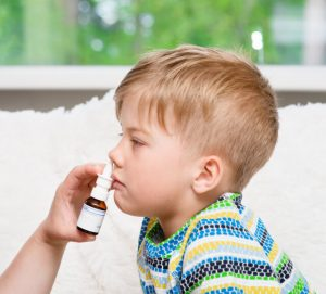 nasal spray for babies