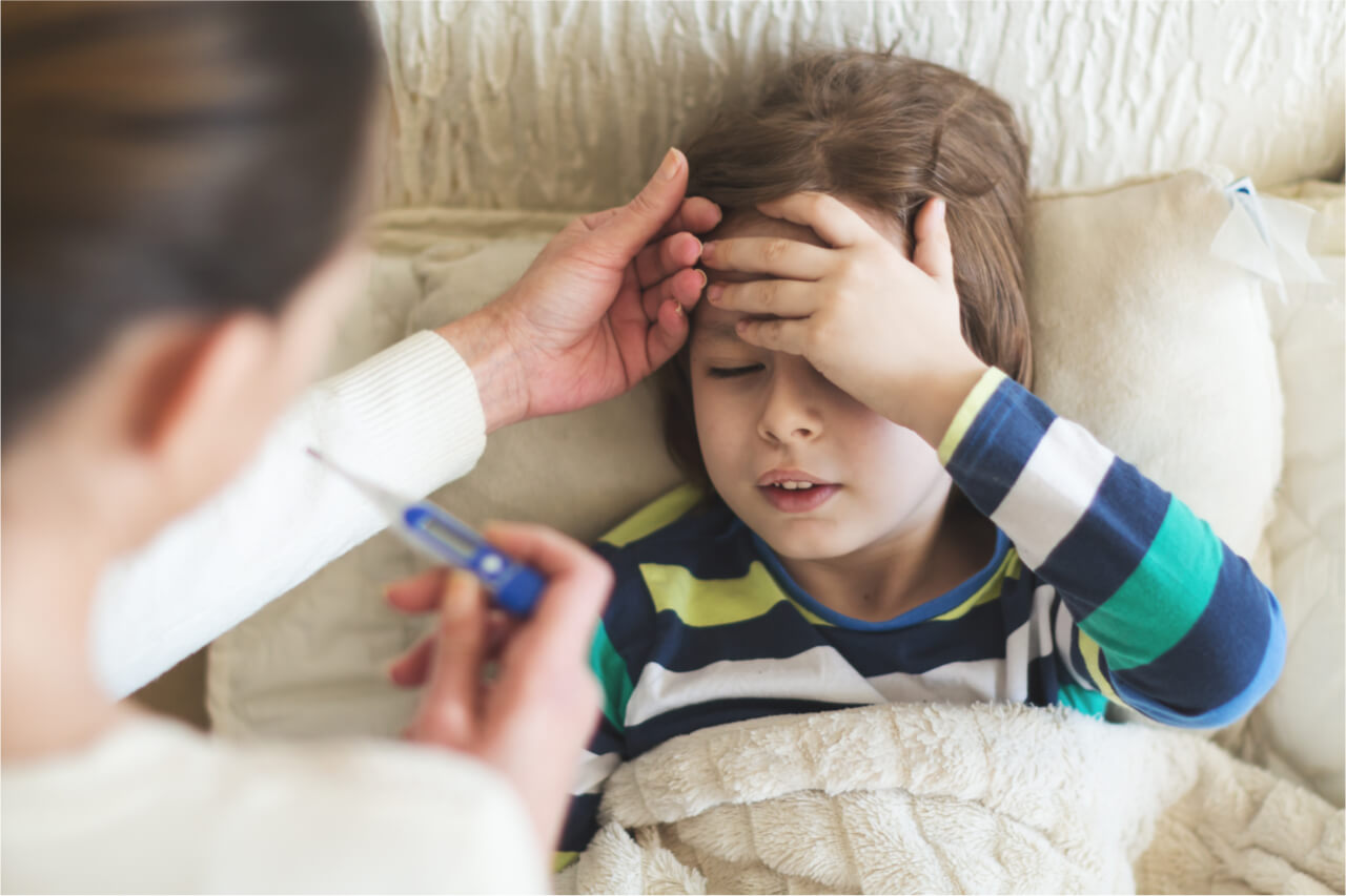 different flu vaccines for kids and adults