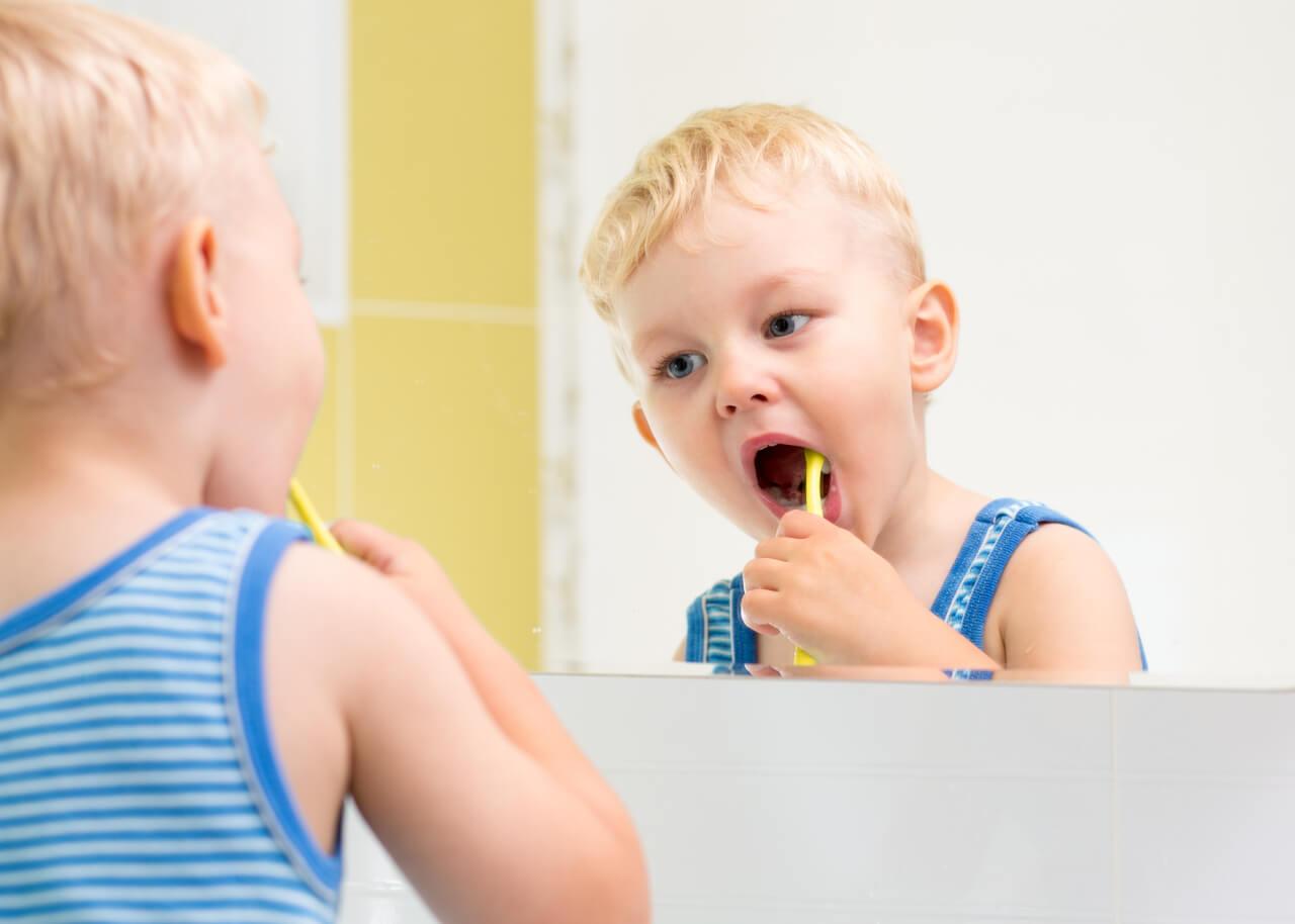 toddler hates brushing teeth