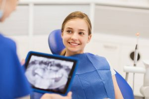 How Can A Child Tooth X-Ray Detect Dental Problems
