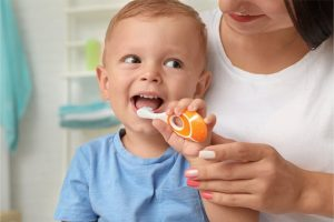 How Many Teeth Do Children Have Before Teenage Years