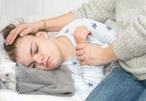 seizures in children
