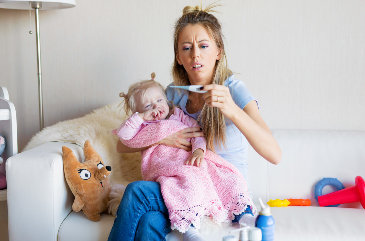 baby urinary tract infection