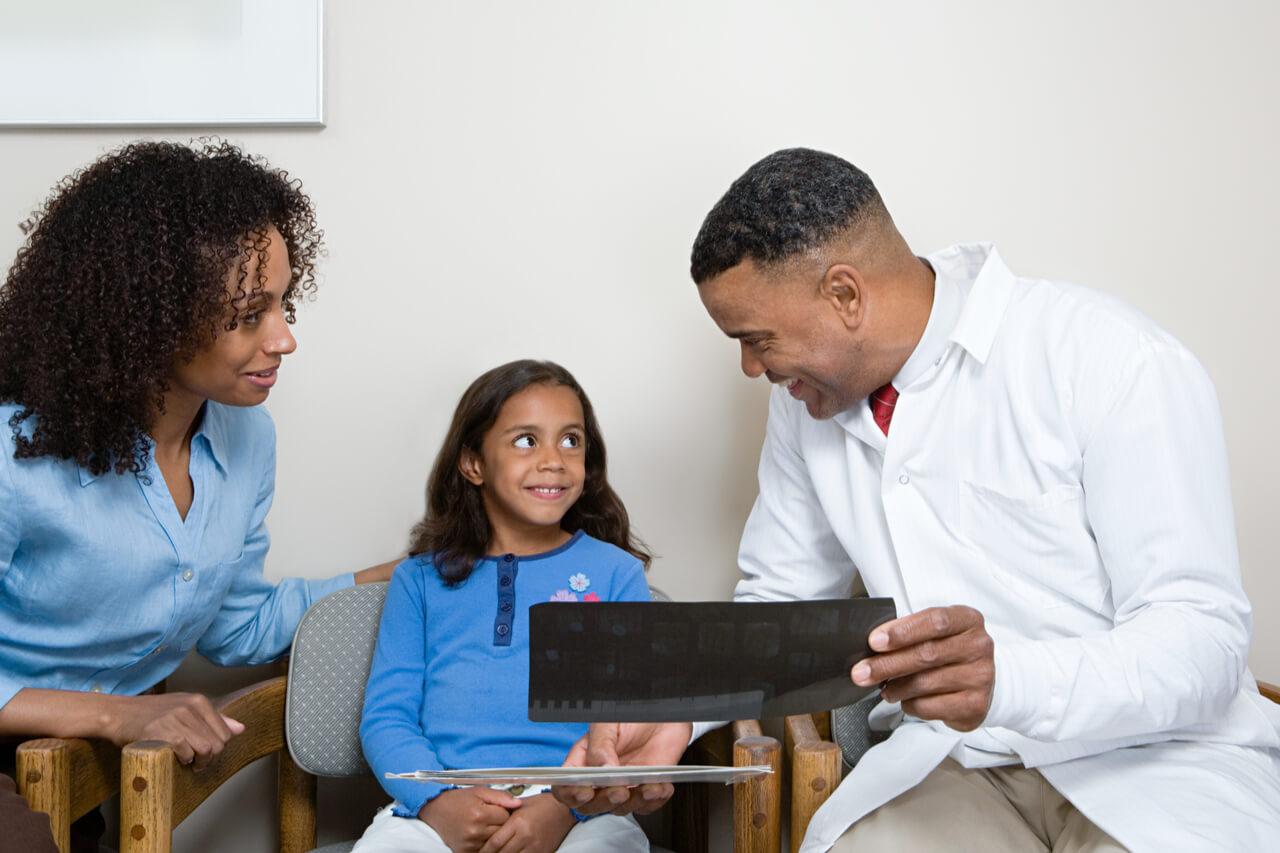 child dental x ray