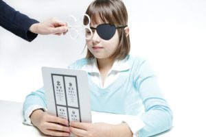 vision therapy for amblyopia