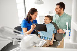 Dental Hygiene Tools And Dental Clinic