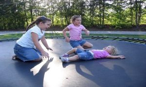 how to ensure trampoline safety