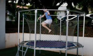 What are the benefits of using trampoline
