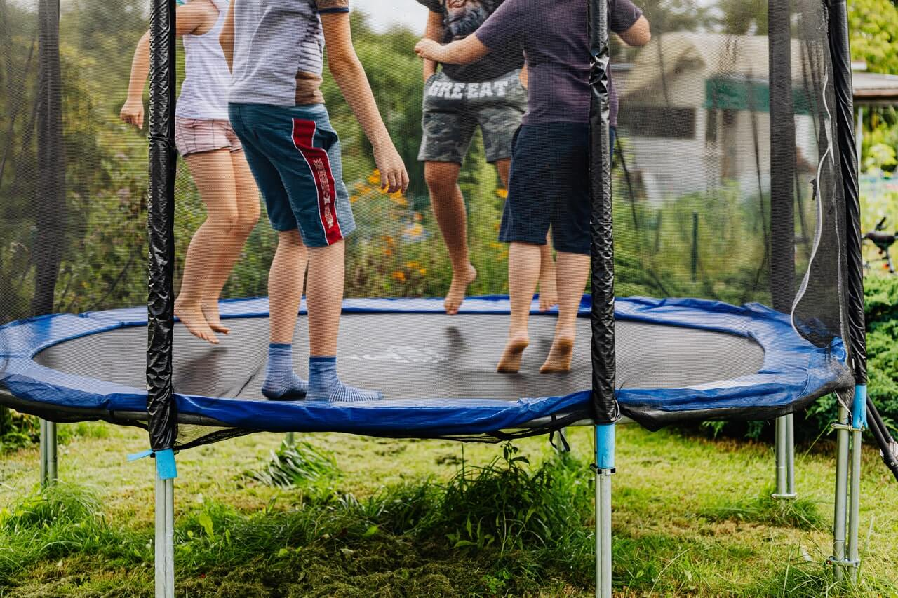 the pros and cons of using trampoline illinois