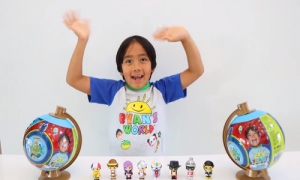 ryans toy review rise to fame